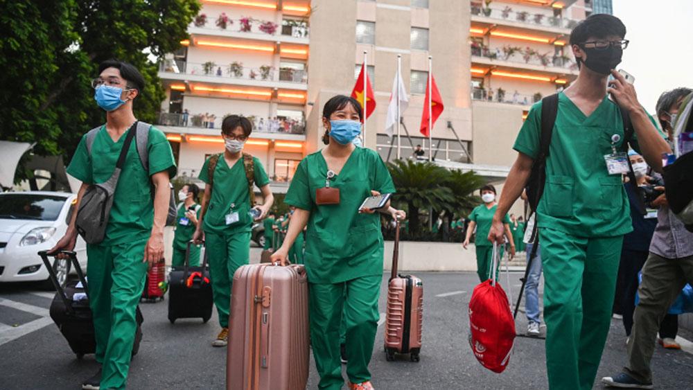 'Chưa rút chi viện tại TP HCM'